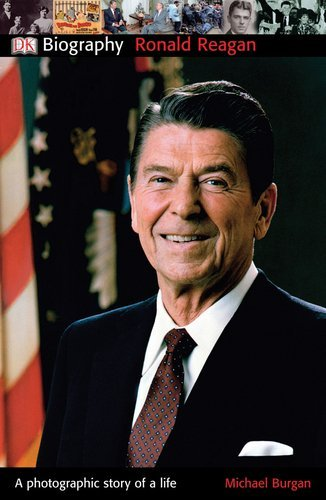 Michael Burgan Ronald Reagan
