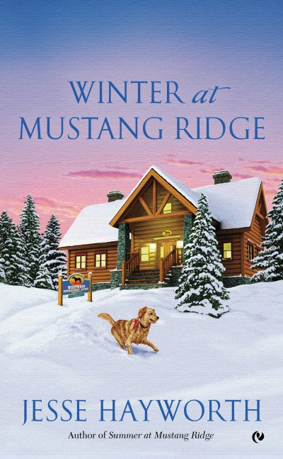 Jesse Hayworth Winter At Mustang Ridge