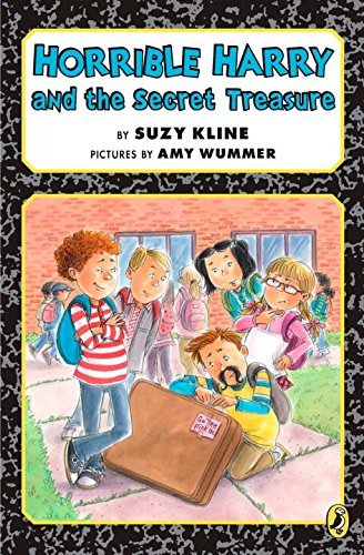 Suzy Kline Horrible Harry And The Secret Treasure