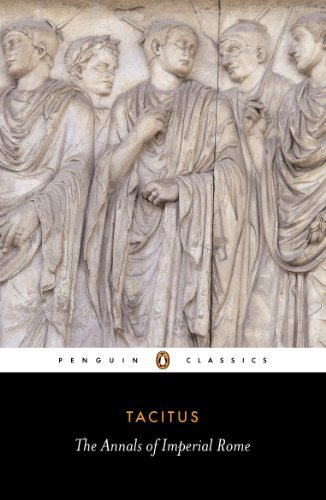 Tacitus The Annals Of Imperial Rome Revised