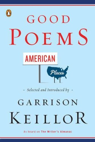 Various Good Poems American Places