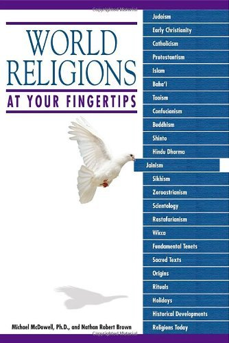 Michael Mcdowell World Religions At Your Fingertips