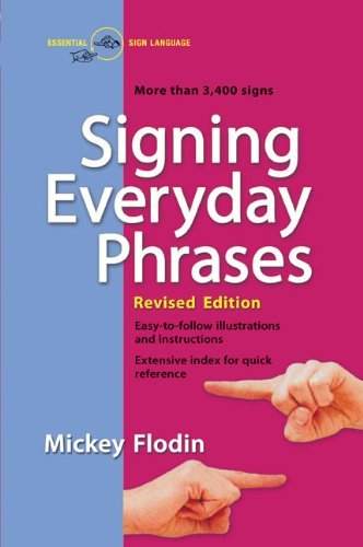 Mickey Flodin Signing Everyday Phrases Revised