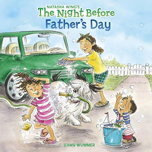 Natasha Wing The Night Before Father's Day