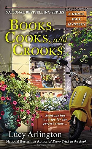 Lucy Arlington Books Cooks And Crooks