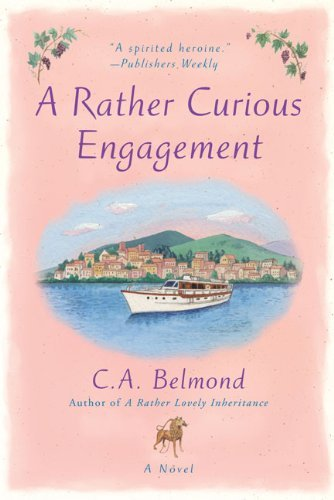C. A. Belmond A Rather Curious Engagement