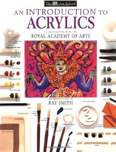 Ray Smith An Introduction To Acrylics