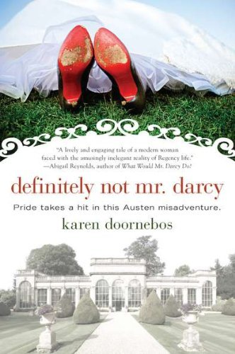 Karen Doornebos Definitely Not Mr. Darcy