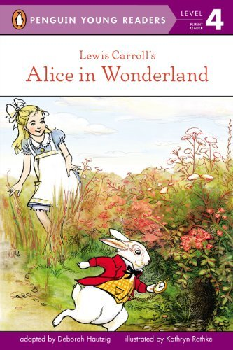 Deborah Hautzig Lewis Carroll's Alice In Wonderland