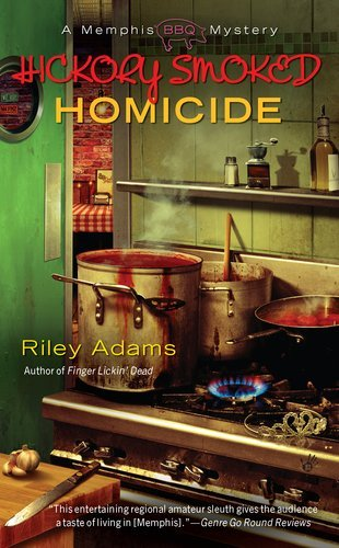 Riley Adams Hickory Smoked Homicide