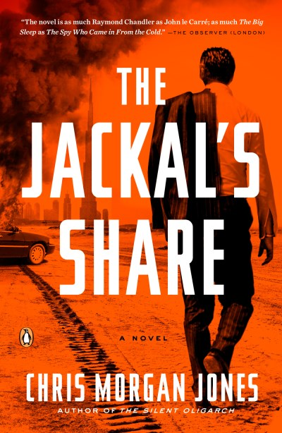 Christopher Morgan Jones The Jackal's Share