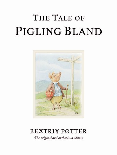 Beatrix Potter The Tale Of Pigling Bland 0100 Edition;