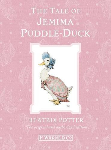 Beatrix Potter The Tale Of Jemima Puddle Duck 0110 Edition;anniversary