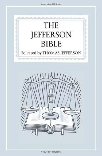 Thomas Jefferson Jefferson Bible Oe