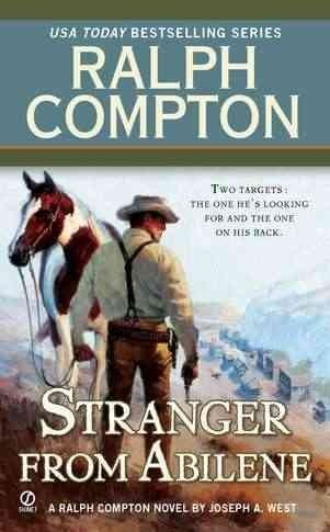 Ralph Compton The Stranger From Abilene