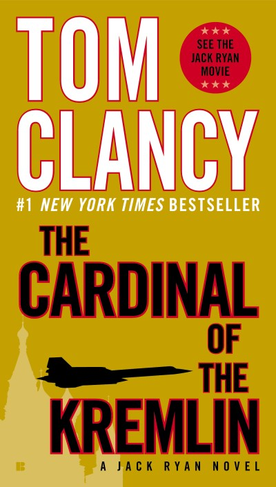 Tom Clancy The Cardinal Of The Kremlin
