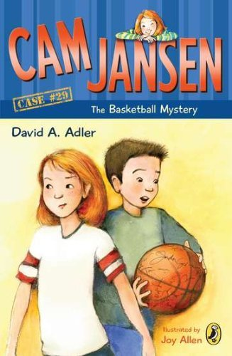 David A. Adler Cam Jansen The Basketball Mystery #29