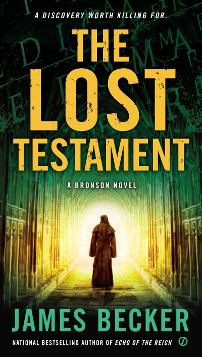 James Becker The Lost Testament
