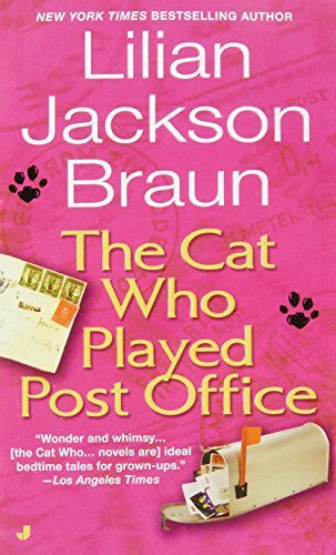 Lilian Jackson Braun The Cat Who Played Post Office