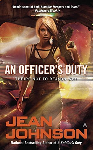 Jean Johnson An Officer's Duty