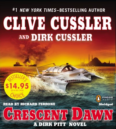 Clive Cussler Crescent Dawn Abridged