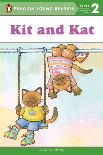 Tomie Depaola Kit And Kat