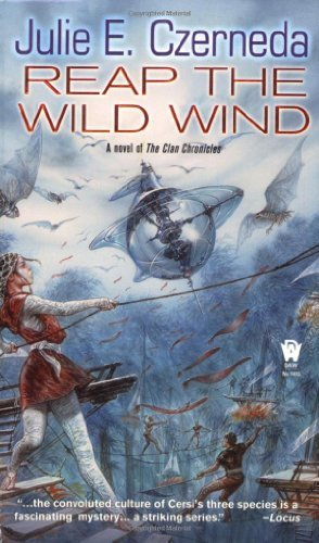 Julie E. Czerneda Reap The Wild Wind Stratification #1