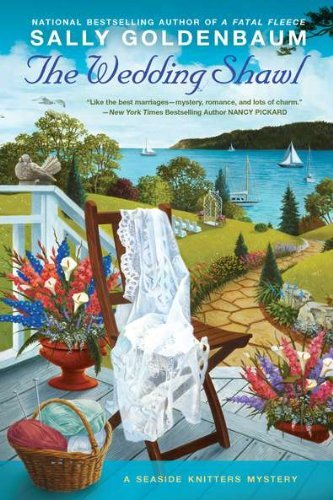 Sally Goldenbaum The Wedding Shawl