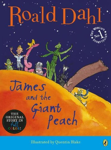 Roald Dahl James And The Giant Peach
