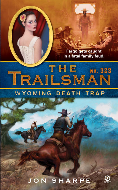 Jon Sharpe Wyoming Death Trap