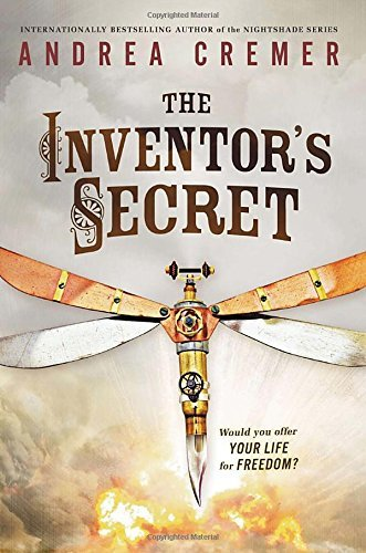 Andrea Cremer The Inventor's Secret