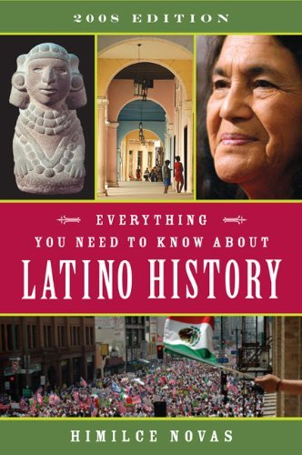 Himilce Novas Everything You Need To Know About Latino History 2008