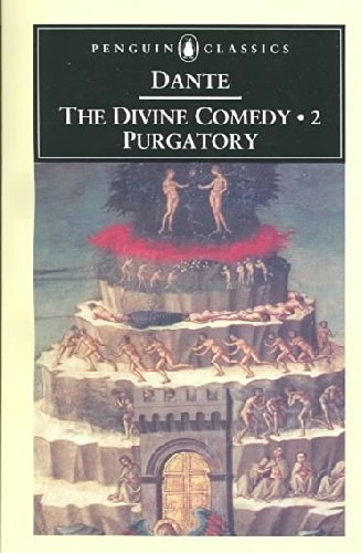 Dante Alighieri The Divine Comedy Volume 2 Purgatory 0002 Edition;revised