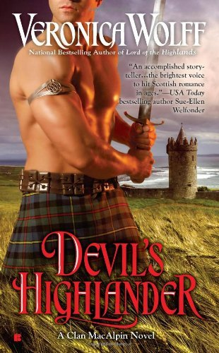 Veronica Wolff Devil's Highlander