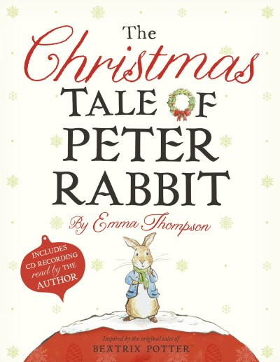 Emma Thompson The Christmas Tale Of Peter Rabbit