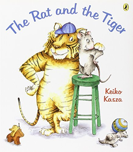 Keiko Kasza The Rat And The Tiger