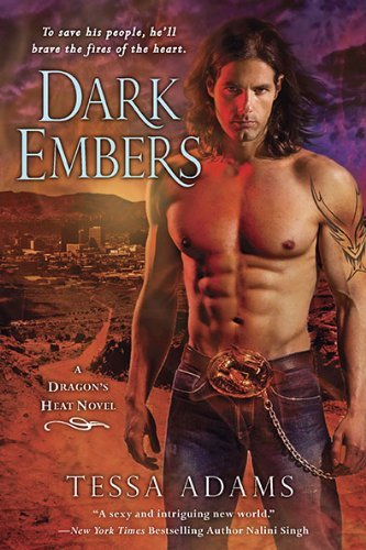 Tessa Adams Dark Embers