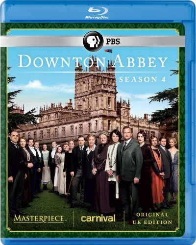 Downton Abbey Season 4 Blu Ray Nr Ws