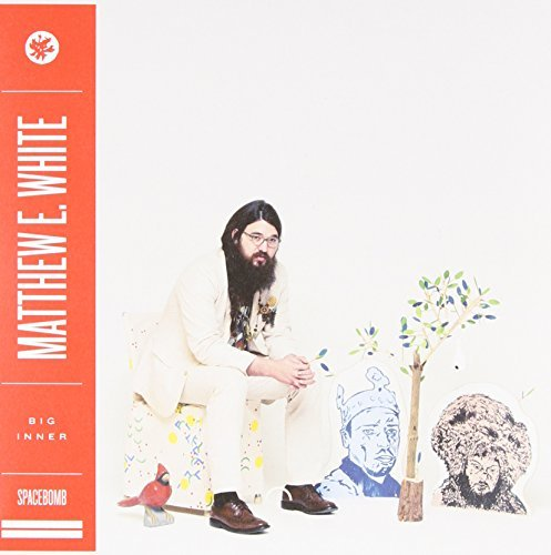 Matthew E. White Big Inner Outer Face Edition 2 CD
