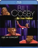 Bill Cosby Far From Finished Blu Ray Nr Ws