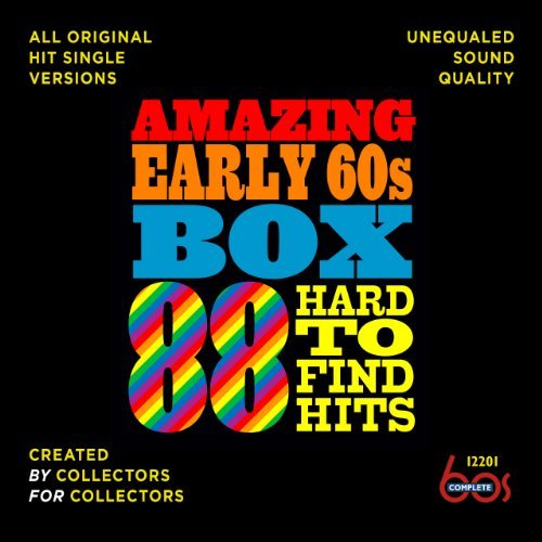 Amazing Early 60s Box 88 Hard Amazing Early 60s Box 88 Hard 3 CD