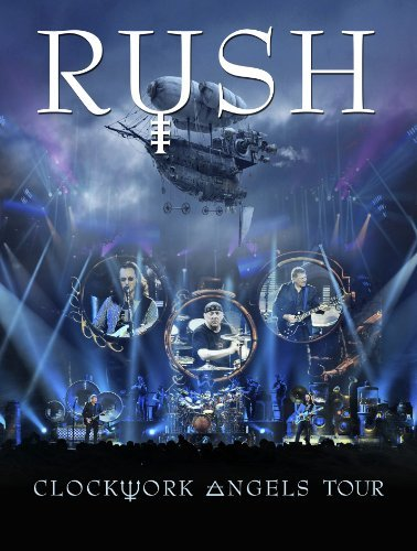 Rush Clockwork Angels Tour Blu Ray Nr