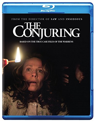 Conjuring Farmiga Wilson Livingston Blu Ray DVD Uv R Ws
