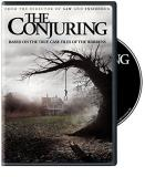 Conjuring Farmiga Wilson Livingston DVD R Uv