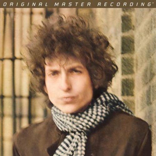 Bob Dylan Blonde On Blonde (45 Rpm Box S Triple Vinyl