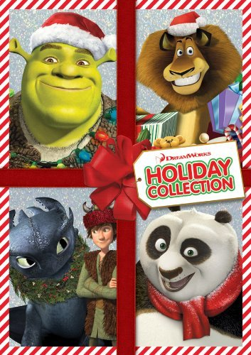 Dreamworks Holiday Collection Dreamworks Holiday Collection DVD Nr