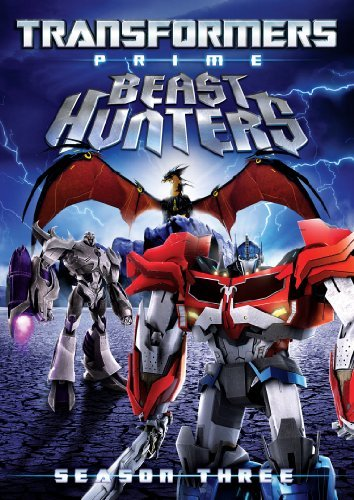 Transformers Prime Season 3 Transformers Prime Ws Nr 2 DVD