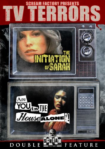 Initiation Of Sarah Are You In The House Alone Scream Factory Tv Terrors DVD Nr Ff
