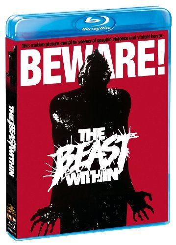 Beast Within Cox Clemens Blu Ray R Ws