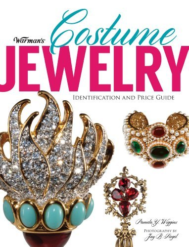 Pamela Y. Wiggins Warman's Costume Jewelry Identification And Price Guide